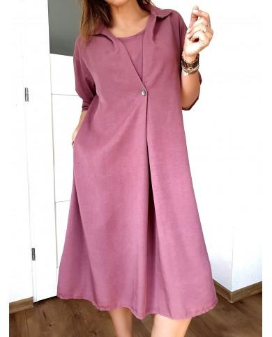 Sukienka dzianinowa  LISA (...