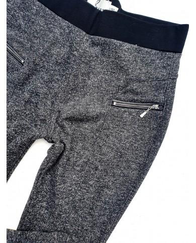 Spodnie dresowe melanżowe PS