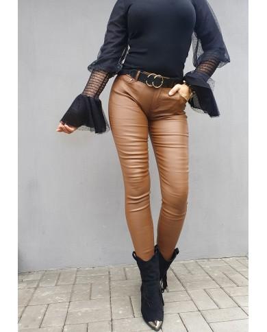 Spodnie skajkowe skinny...