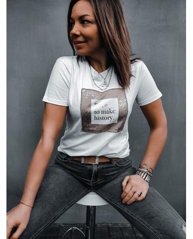 Bluzka t-shirt damski BORN