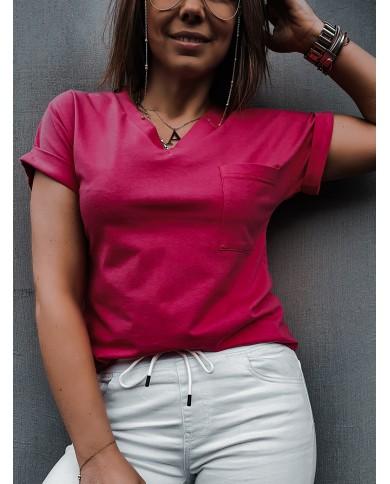 bluzka damska t shirt PINKY