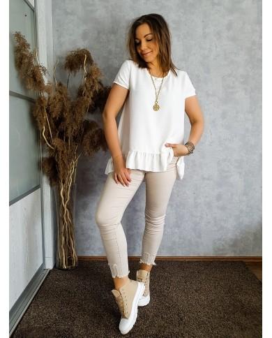 Bluzka damska trapezowa LIZZIE